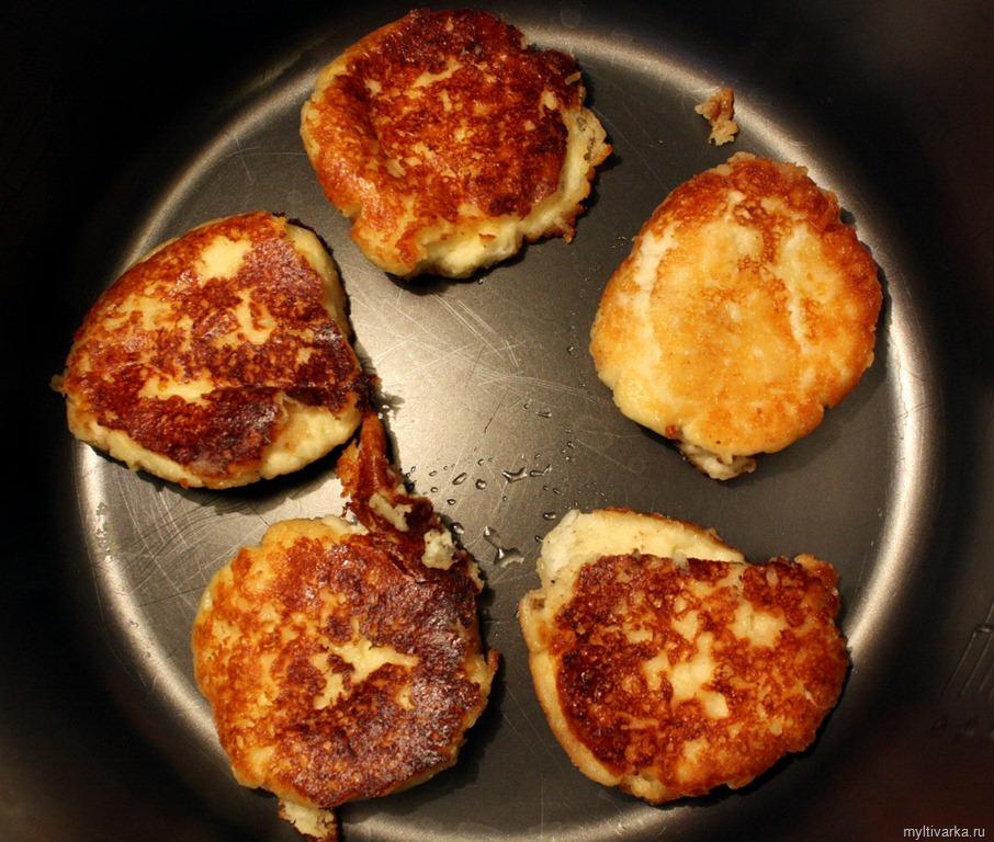 Сырники в мультиварке рецепт