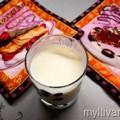 Йогурт в мультиварке Philips 3033