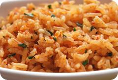 Красный рис по-мексикански в мультиварке