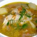 куриный суп в мультиварке Polaris 0517
