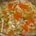 Куриный суп в мультиварке redmond 4502