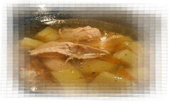 kuriniy sup