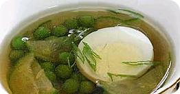 Летний суп в мультиварке