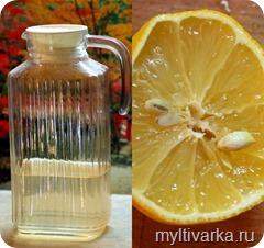 Лимонад в мультиварке