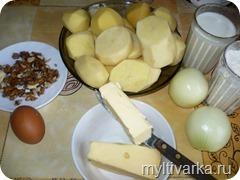 Ньокки под сырным соусом в мультиварке