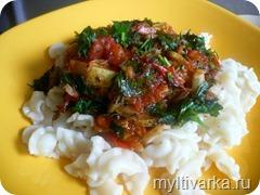Овощной соус в мультиварке редмонд 4502