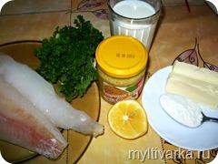 Рыба в сливочно-горчичном соусе в мультиварке редмонд 4502