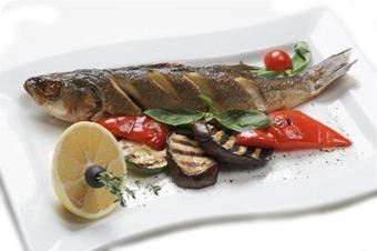 Рыба сибас в мультиварке