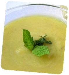 Суп-пюре из чечевицы в мультиварке