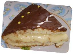 Торт «Чародейка» в мультиварке