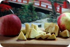 Яблочный десерт в мультиварке